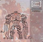 Card Chain-Golem