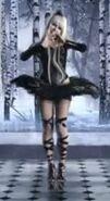 Kerli dresses Black 3