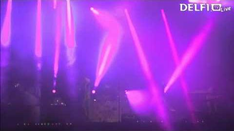 Kerli - Sugar (Live at Monster Music Festival 2013)