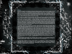 Love Is Dead (booklet, page 6).png