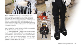 Doll magazine - page 2 (2)