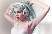 Kerli Beats By Dr. Dre by Brian Ziff 1