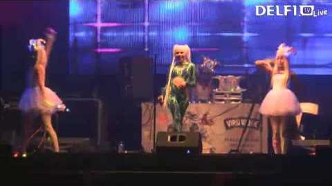Can't Control the Kids (Live at Monster Music Festival 2013)
