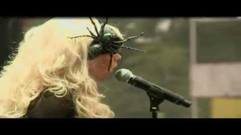 Kerli - Bulletproof (Live at Õllesummer)