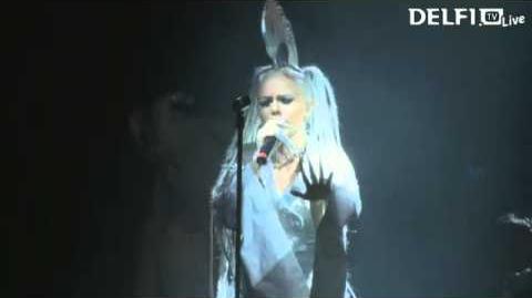 Kerli - Love Me or Leave Me (Live at Monster Music Festival 2013)