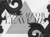 Love Me or Leave Me (song)