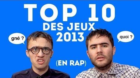 TOP 10 des jeux 2013 (Cyprien Squeezie)-1
