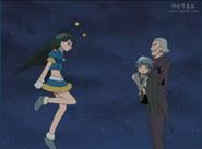 Momoka, Paul and Poyon in Episode 290