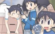 Fuyuki in the Flash Series