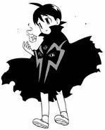 Meru as Chibi fuyuki
