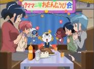 Tamama's Birthday Party