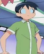 Fuyuki possesed by Dokuku