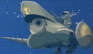 Captain Geroro's ship