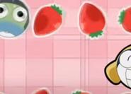 Joriri and strawbery