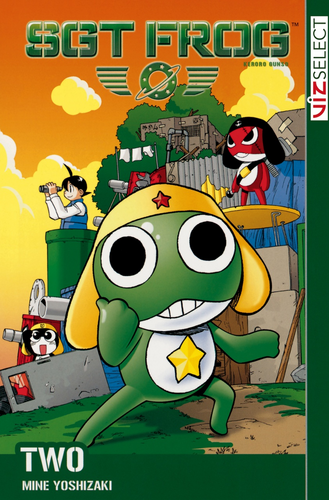 Sgt. Frog Cover