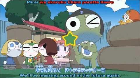 Keroro Gunso Opening 11