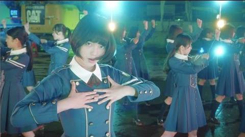 欅坂46_『サイレントマジョリティー』