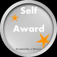 Self award