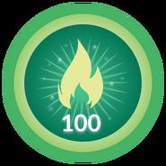 Geminid-badge