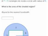 Shaded areas