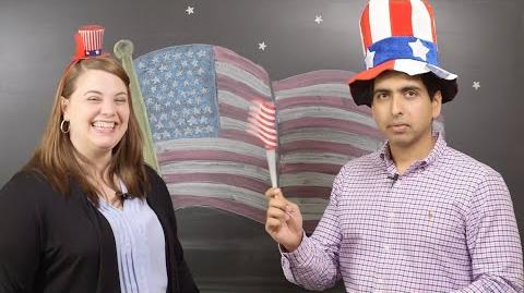 Help Khan Academy create lessons on US Government content!
