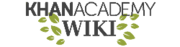 Khan Academy Wiki Logo (Fixed Size).png