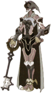 Aqua- Keyblade Armor (Art) KHBBS