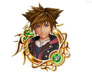 Sora KH3 medaglia