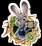Judy hopps medaglia
