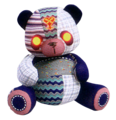 Animali Patchwork Orso