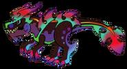 Tyranno Rex Incubo artwork