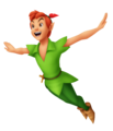 PETER PAN RENDER