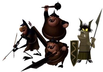 Goblin di Malefica