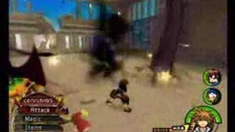 Kingdom_Hearts_2_Hydra_Battle