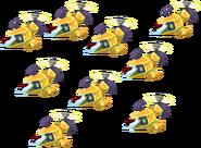 Squadriglia Gummi Gialla
