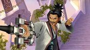 Kingdom Hearts Birth By Sleep Master Eraqus Boss Fight (PS3 1080p)