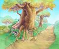120px-Pooh's House (Art)