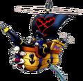 Nave pirata art