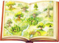 120px-100 Acre Wood Book KH