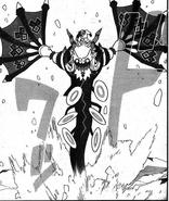 Signore delle Tempeste nel manga