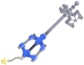 Keyblade di Dark Road