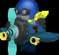 Aeroplano KH X