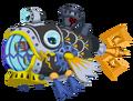 Carpa Sottomarino