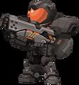 Truppe di Hero's Duty