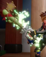 Keyblade Toy Story