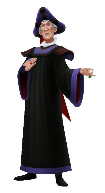 Giudice Claude Frollo