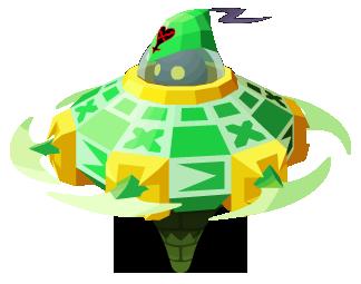 Disco Gummi Verde
