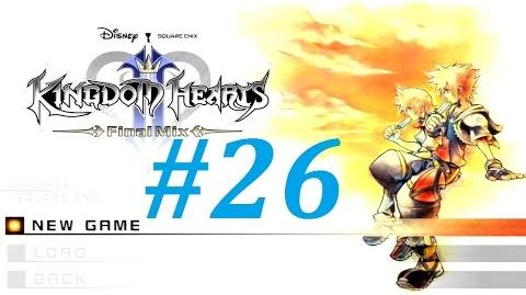 Kingdom_Hearts_2_Final_Mix_Walkthrough_(26)_Captain_Barbossa_&_Illuminator_Boss_Battle