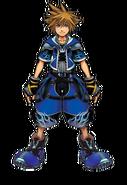 Artwork ufficiale di Sora giudizio