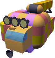 Modello Yuffie